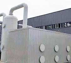 生物除臭设备能否用来处理废水