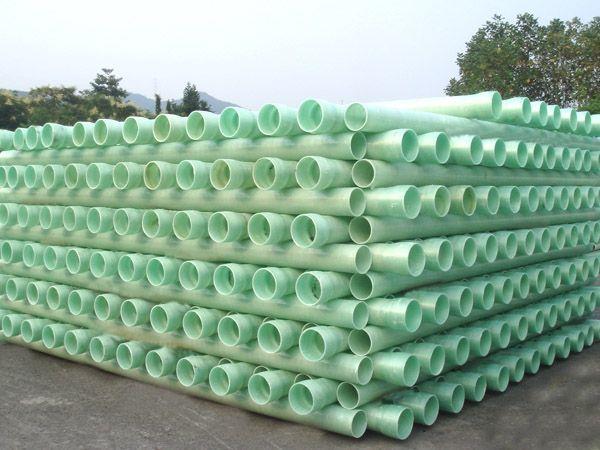 大家对玻璃钢缠绕管道的构造了解多少